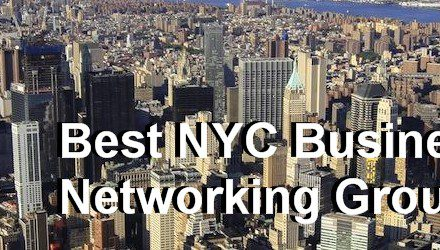 7 of the Top NYC Business Networking Groups