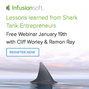 Lessons Learned From Shark Tank Marketing: Webinar and Discussion – Jan 29 – 3pm