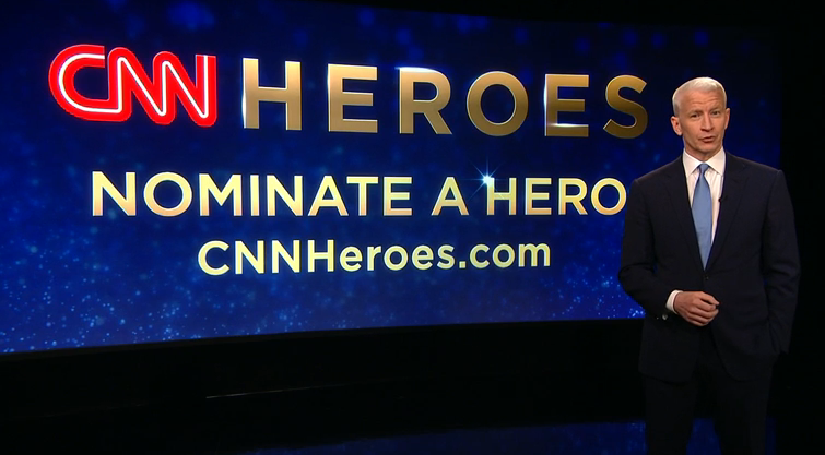 CNN Heroes: Nominate Your Hero for Worldwide Recognition