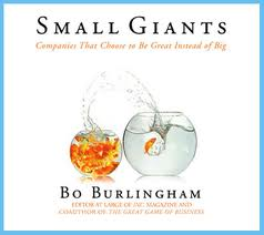 New List of Small Giants Provides Inspiration for Small Business Owners