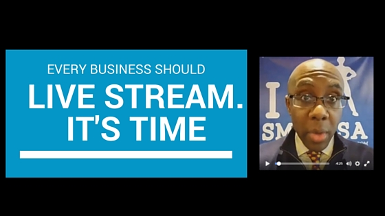 5 Reasons Every Business Owner Should Live Stream. Educate, Don't Sell.