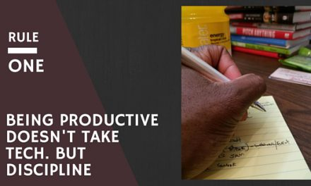 You Don't Need Slack To Be Productive. You Need Discipline.