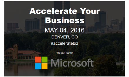 Accelerate  Your Business Recap: It's Time to Upgrade Your Aging Devices!