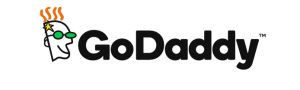 New GoDaddy logo