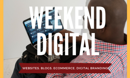 Digital Marketing Weekend Round Up – Content, Websites, Digital Brand and Ecommerce