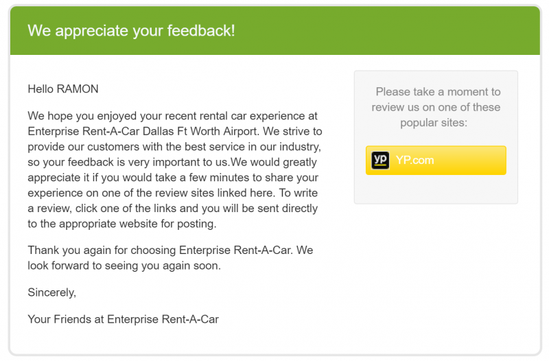 Customer Referrals – Make It Easy For Customers To Submit Online Reviews