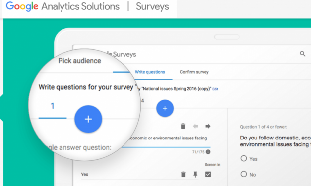 Google Surveys – Service From Google Enables You To Get The Answers You Need