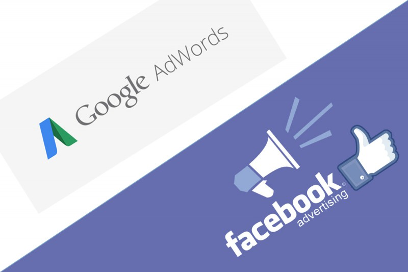 Facebook Ads vs. Google Ads and Remarketing