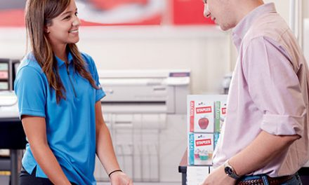Staples' Printing and Marketing Has Big Impact on Small Business Customers