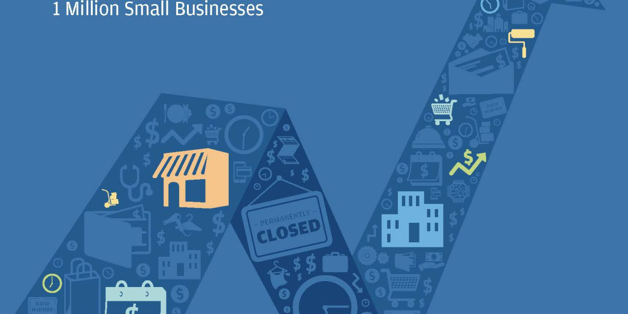 JP Morgan Chase Study – Understanding Opportunities and Life-Cycle of American Small Businesses