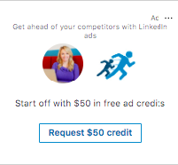 LinkedIn Advertisements Smallbiztechnology