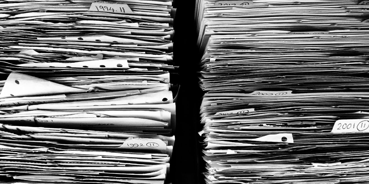 How Going Paperless Can Affect Your Business in 2019