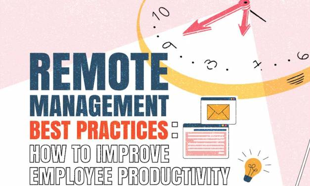 Remote Management Best Practices (Infographic)